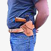 The SSTX Crossdraw Belt Holster